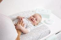bébé-jou Doos voor vochtige doekjes Lou-Lou pinguïn munt-Afbeelding 2
