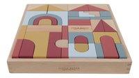 Little Dutch blocs de construction Pure & Nature - 47 pièces-Avant