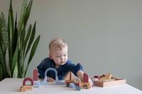 Little Dutch blocs de construction Pure & Nature - 47 pièces-Image 6