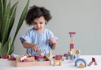Little Dutch blocs de construction Pure & Nature - 47 pièces-Image 8