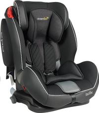 Dreambee Autostoel Essentials IsoFix Groep 1/2/3 zwart-Artikeldetail