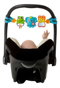 Playgro Trapèze Travel Trio Musical Pram Tie-Image 3