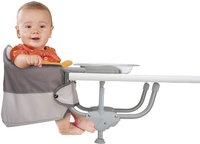 Chicco Tafelhangstoel Easy Lunch Mirage grijs-Afbeelding 2