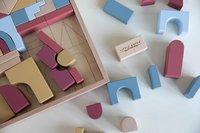 Little Dutch blocs de construction Pure & Nature - 47 pièces-Image 1