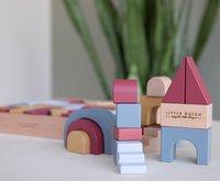 Little Dutch blocs de construction Pure & Nature - 47 pièces-Image 2