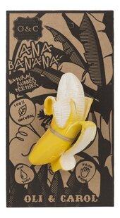 Oli & Carol Bijtspeeltje Fruit & Veggies Ana de banaan-Vooraanzicht