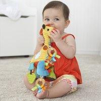 Infantino Hangspeeltje Go Gaga Playtime Pal Giraf -Afbeelding 1