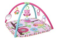 Bright Starts Speeltapijt Charming Chirps Activity Gym-Artikeldetail