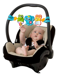 Playgro Trapèze Travel Trio Musical Pram Tie-Image 2