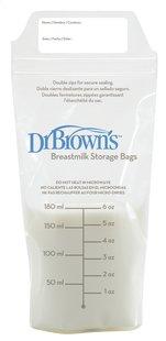Dr. Brown's Bewaarzakjes 180 ml - 25 stuks