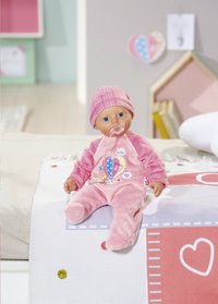 Zapf Creation Zachte pop my little BABY born supersoft pink-Artikeldetail