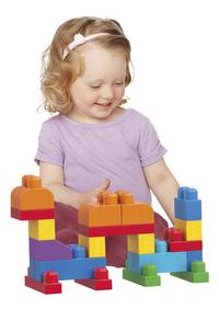 Mega Bloks Speelset First Builders Big Building Bag-Afbeelding 1