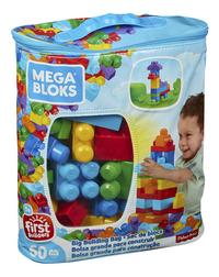 Mega Bloks Speelset First Builders Big Building Bag-Linkerzijde