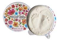 Baby Art Gipsafdruk Magix Box flowers-Rechterzijde
