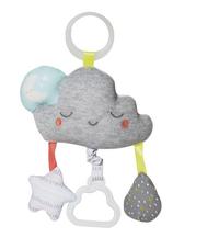 Skip*Hop Hangspeeltje Silver Lining Cloud Jitter Stroller Toy-Artikeldetail