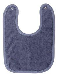 Dreambee Slabbetje Essentials met drukknoppen blauw/grijs/kaki - 5 stuks-Artikeldetail