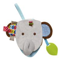 Skip*Hop Knuffelboekje Bandana Buddies Elephant