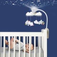 Skip*Hop Mobiel Silver Lining Cloud Moonlights & Melodies-Afbeelding 2