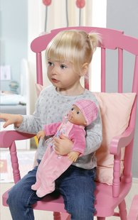 Zapf Creation Zachte pop my little BABY born supersoft pink-Afbeelding 1