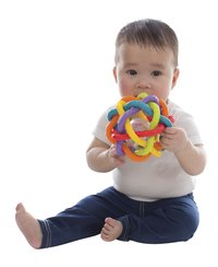 Playgro Balle My First Bendy Ball-Image 1