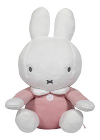 Tiamo Collection Peluche cache-cache Miffy Pink Baby rib 28 cm-Avant