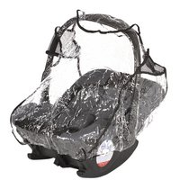 Quax Habillage de pluie pour siège-auto portable