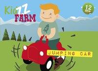 KidZZfarm Voiture sauteuse Car Jumpy Petrol-Détail de l'article