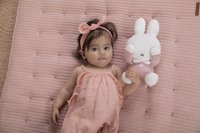 Tiamo Collection Peluche cache-cache Miffy Pink Baby rib 28 cm-Image 1