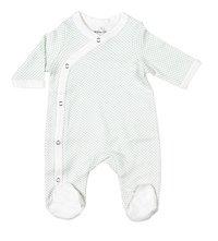 Dreambee Pyjama Essentials vert menthe taille 62/68