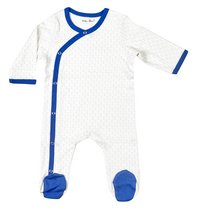 Dreambee Pyjama Essentials met stippen blauw/wit