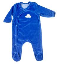 Dreambee Pyjama Essentials bleu foncé taille 62/68