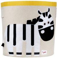 3Sprouts Opbergmand zebra