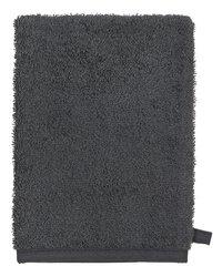 Dreambee Cape de bain et gant de toilette Nino gris foncé-Détail de l'article
