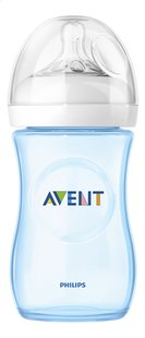 Philips AVENT Biberon Duo Natural bleu 260 ml-Détail de l'article