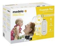 Medela Dubbele elektrische borstkolf Freestyle Flex-Linkerzijde