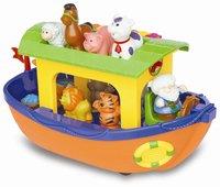 DreamLand Speelset De Ark van Noah-Linkerzijde