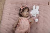 Tiamo Collection Peluche cache-cache Miffy Pink Baby rib 28 cm-Image 2