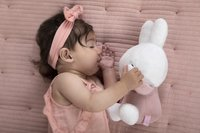 Tiamo Collection Peluche cache-cache Miffy Pink Baby rib 28 cm-Image 5