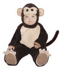 DreamLand Déguisement de singe taille 86