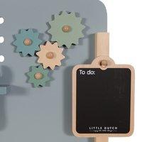 Little Dutch Houten werkbank mint-Afbeelding 6