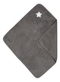 Dreambee Cape de bain Essentials étoile gris foncé Lg 80 x L 80 cm-Détail de l'article