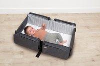 doomoo basics Verzorgingstas Baby Travel chiné antraciet grijs-Afbeelding 5