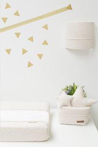 Baby's Only Hoes voor waskussen Sparkle goud/ivoor mêlee-Afbeelding 1