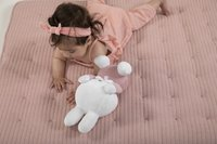 Tiamo Collection Peluche cache-cache Miffy Pink Baby rib 28 cm-Image 3