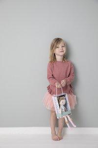Little Dutch Knuffelpop Rosa 35 cm-Afbeelding 6