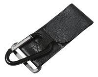 Dreambee Crochet pour sac à langer noir - 2 pièces-Avant