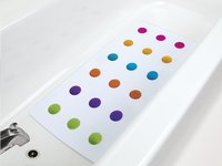 Munchkin Tapis de bain antidérapant Dandy Dots