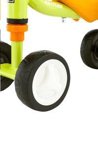 Kettler Loopfiets Sliddy 12/ groen/oranje-Onderkant