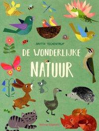 Livre pour bébé De wonderlijke natuur