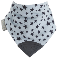 Isi Mini Bavoir de dentition Neckerchew twinkle twinkle